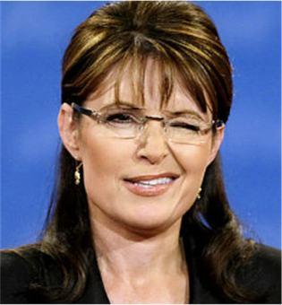 Winkin' Cheatin' Sarah Palin....FAIL!!!!